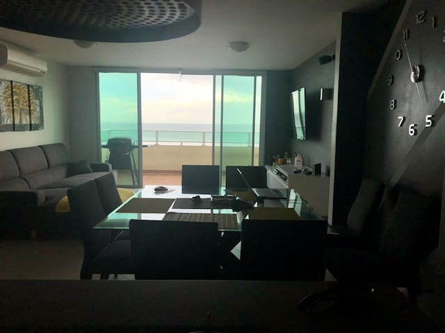 Habitación con hermosa Vista en Panamá