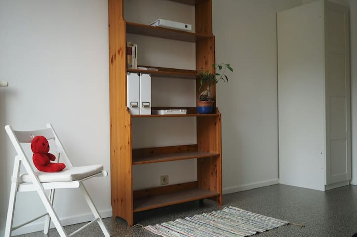 Room in the heart of Brussels - Molenbeek-Saint-Jean - Apartament