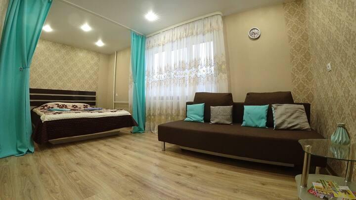 Новая, уютная квартира в центре Гомеля