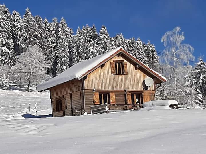 Gérardmer : Chalet cosy à 3km du lac et des pistes