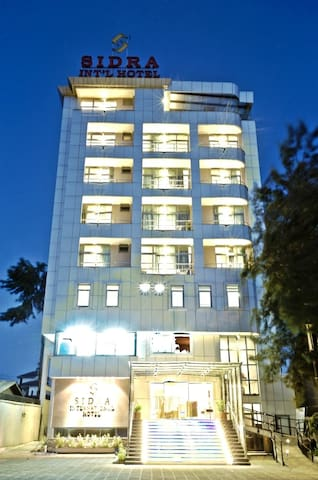 SIDRA INTERNATIONAL HOTEL - Addis Ababa - Bed & Breakfast