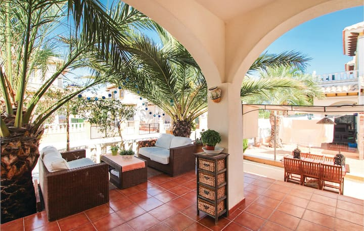 Nice home in El Pinet with 2 Bedrooms