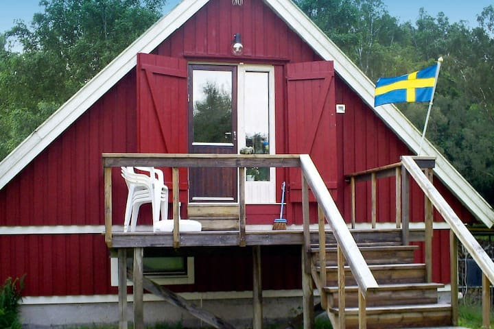 4 person holiday home in ASKERÖARNA