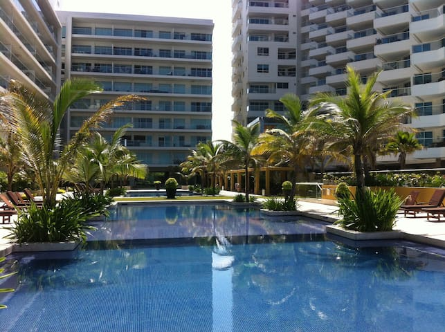 apartment near the sea cartagena de indias