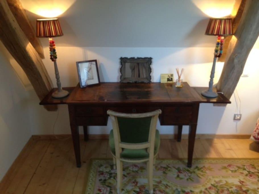 Bureau chambre familiale Rouvroy