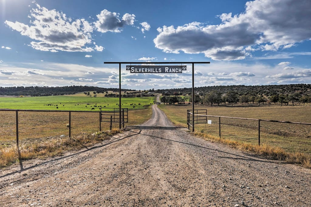 Silver Hill Ranch is jam-packed with outdoor activities!