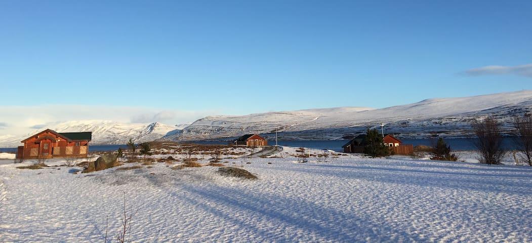 Vacation home Fagravik - 3 bedrooms - Akureyri