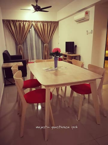 Majestic Guesthouse Ipoh