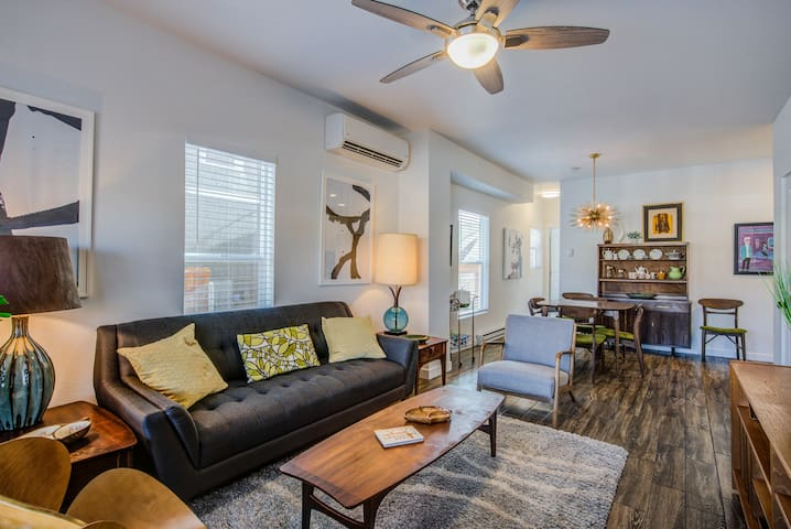 1BR♥Lovely Stylish Downtown♥Close To Everything