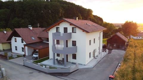 Große Wohnung in Attersee Nähe