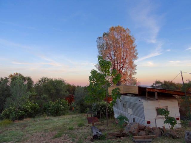 Manzanita Ridge Permaculture Farm - Jackson - Trailer
