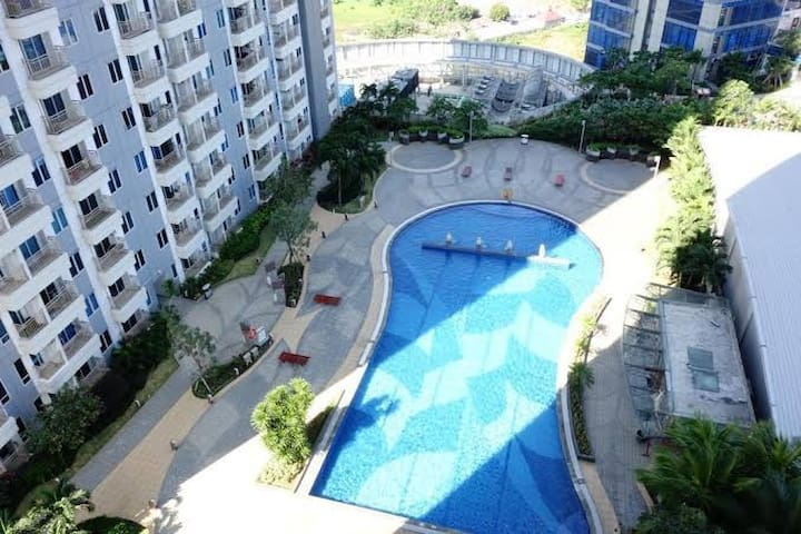 Orchard Apartment Pakuwon Mall WiFi FullFacilities