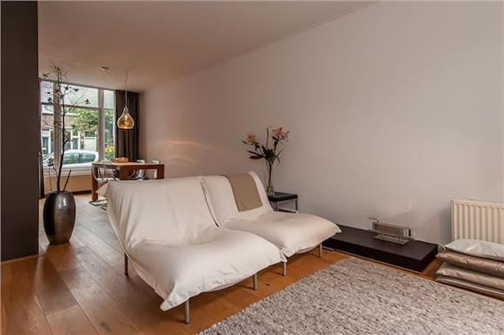 Charming apmnt with garden near Utrecht citycentre - Utrecht - Pis