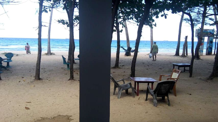 French Garden Regish Guesthouse - Trincomalee - เกสต์เฮาส์