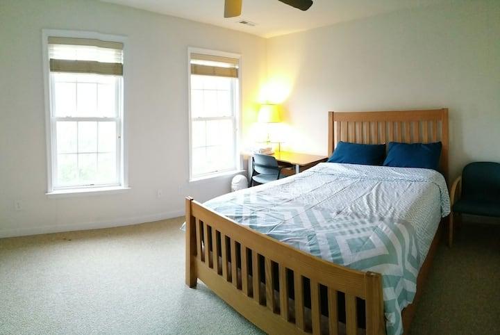 Comfy cozy (#1월계관) room.