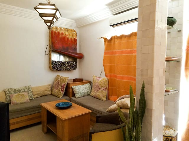 Apartment Moulay - a wonderful single-family Flat