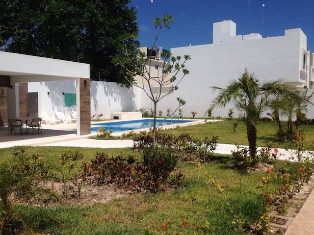 Holiday House in Riviera Maya