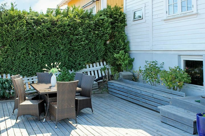 7 person holiday home in Aredal