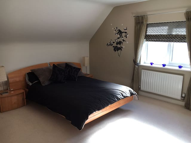 Private Double Bedroom with Private Bathroom - Sutton Coldfield - Talo