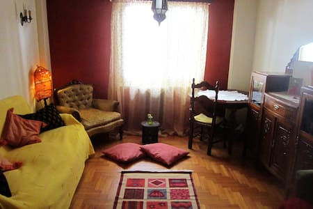 Lovely flat close to the centre of Athens - Kesariani - Apartmen