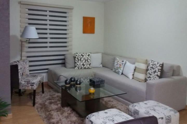 Departamento Completo en Zapopan - Zapopan - Wohnung