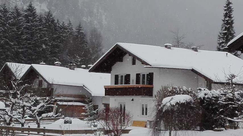 Ganzes Haus in der Urlaubsregion Reit im Winkel - Unterwössen - Talo