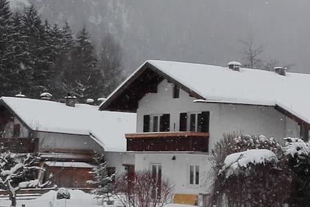 Ganzes Haus in der Urlaubsregion Reit im Winkel - Unterwössen - Rumah