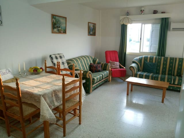 Spacious 2 bedroom apartment - Paralimni - Appartement