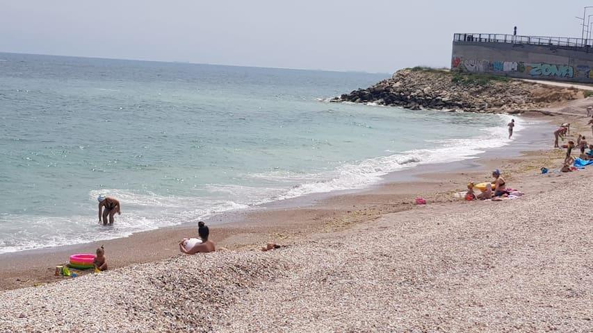 Seawave Beach - studio Faleza Nord - 150m plaja