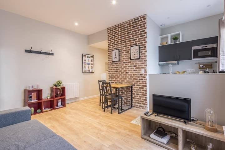 Comfortable studio in Montpellier