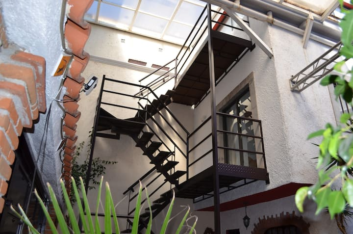 Casa Isabel, Suite Balandra, Cd. de México, Alamos