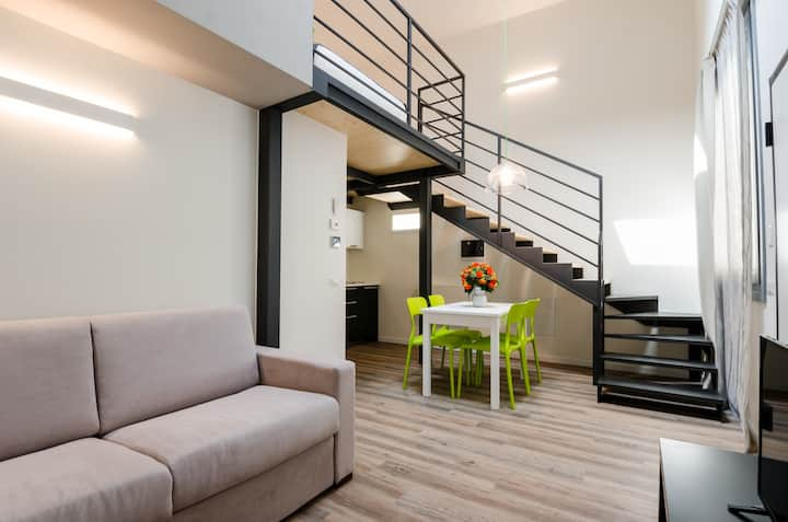 GREEN LOFT - Comfort e quite in center of Milan