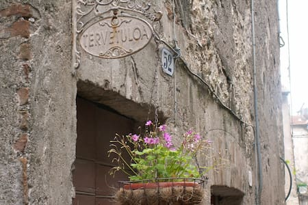 Charming house in medieval town - Giove
