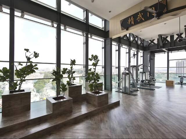 Lifestyle Facilities   Common Area