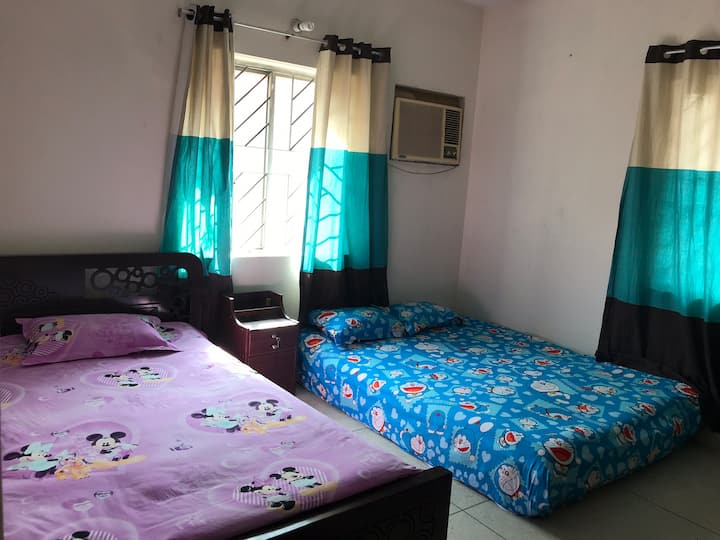 2 persons accommodation
