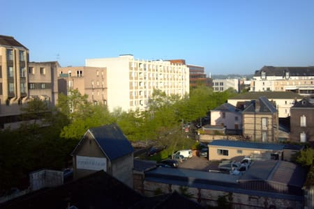 Studio calme et lumineux proche Saint-Sever - Rouen - Apartment