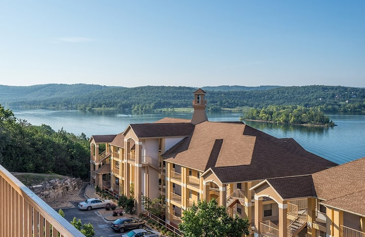 Westgate Branson Lakes - 1 Bedroom Deluxe Lake View