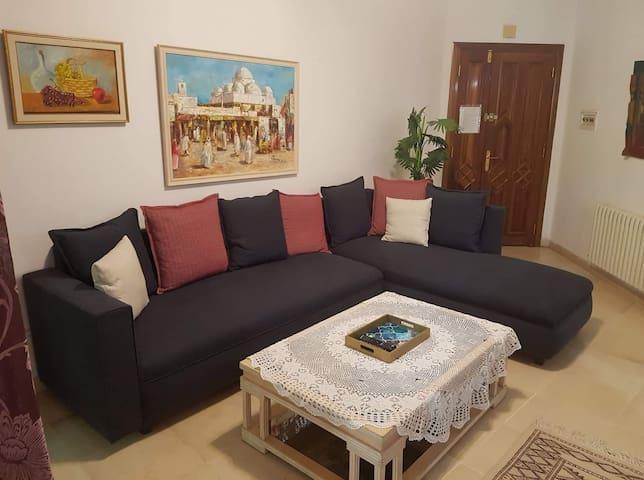 Très bel appartement  a nasr2