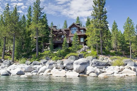 Guest House w/ Majestic Views of Lake Tahoe! - Tahoma