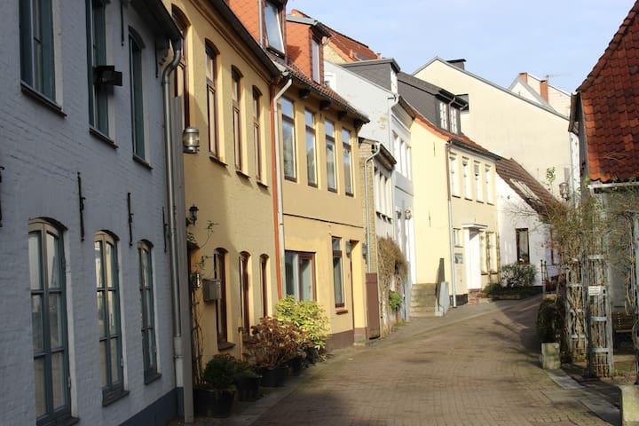 Sankt-Jürgen- Straße