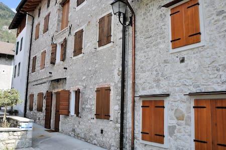 Great Apartment Albergo Diffuso - Cjasa Ustin 9146.2 - Barcis - Lägenhet