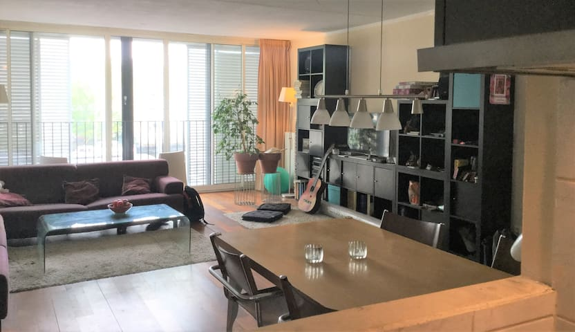 Nice apartment in very close to the city center