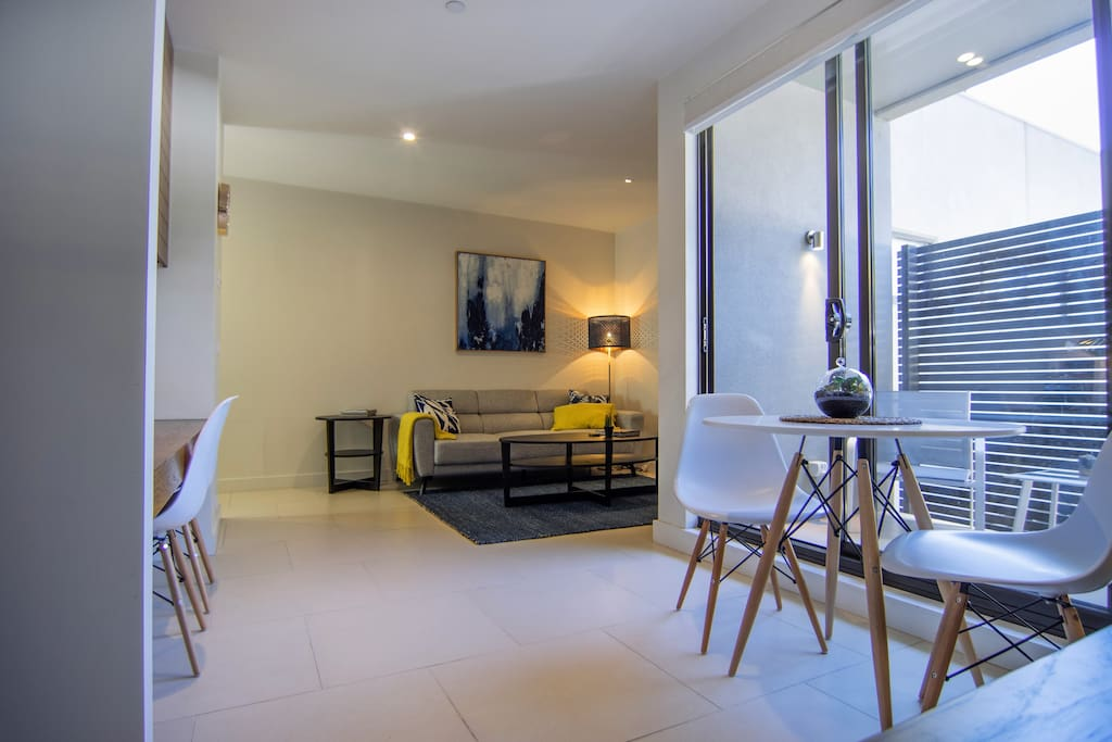 Nice stay in stylish apartment super clean and newly refurbished. (Grant, UK)