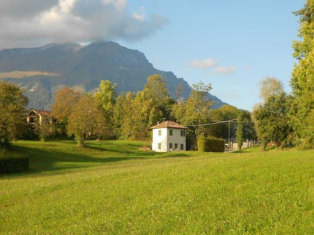 Villino indipendente Liscivera - Belluno