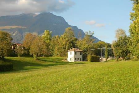 Villino indipendente Liscivera - Belluno - Casa