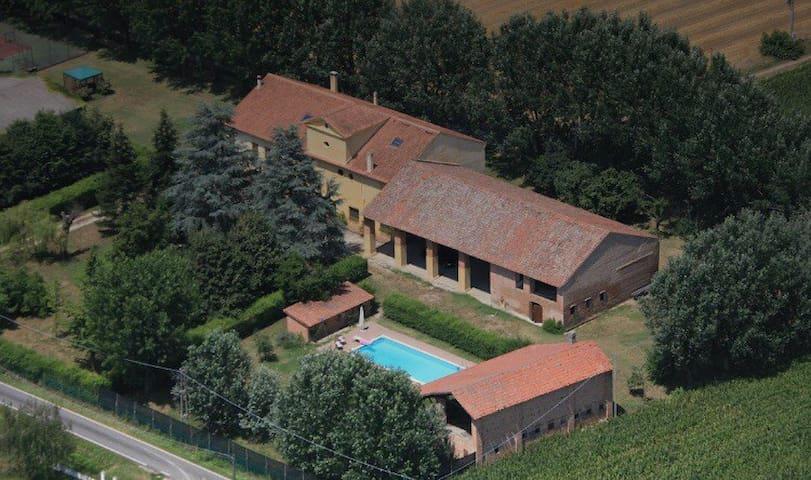 Ca' Reggiani Country House Villa Veneta nel Verde