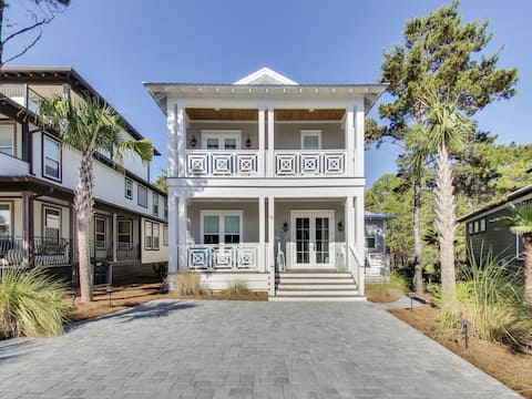 Well Adjusted home located in 30A in the Seacrest Community