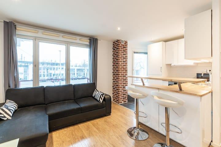 Strasbourg : Appartement cosy proche du centre