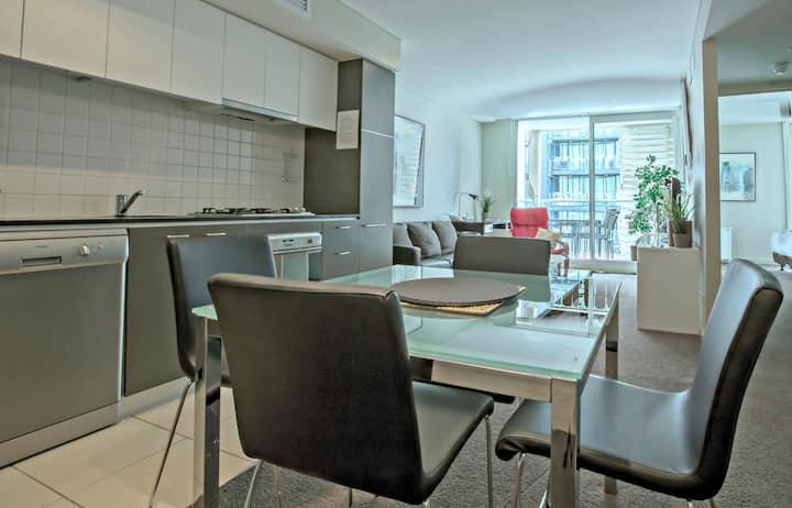 Adelaide City Apartment