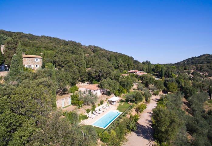 """Pool Villa """"La Marchesa""""-in Maremma/M.Argentario"""